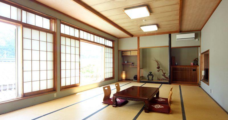 Japanese-style inn