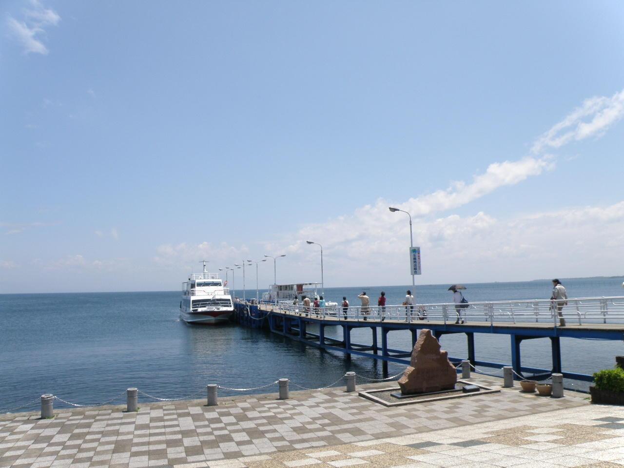 Chikubushima Cruise【Imazu Port】