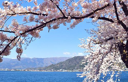 日本の百選in高島
