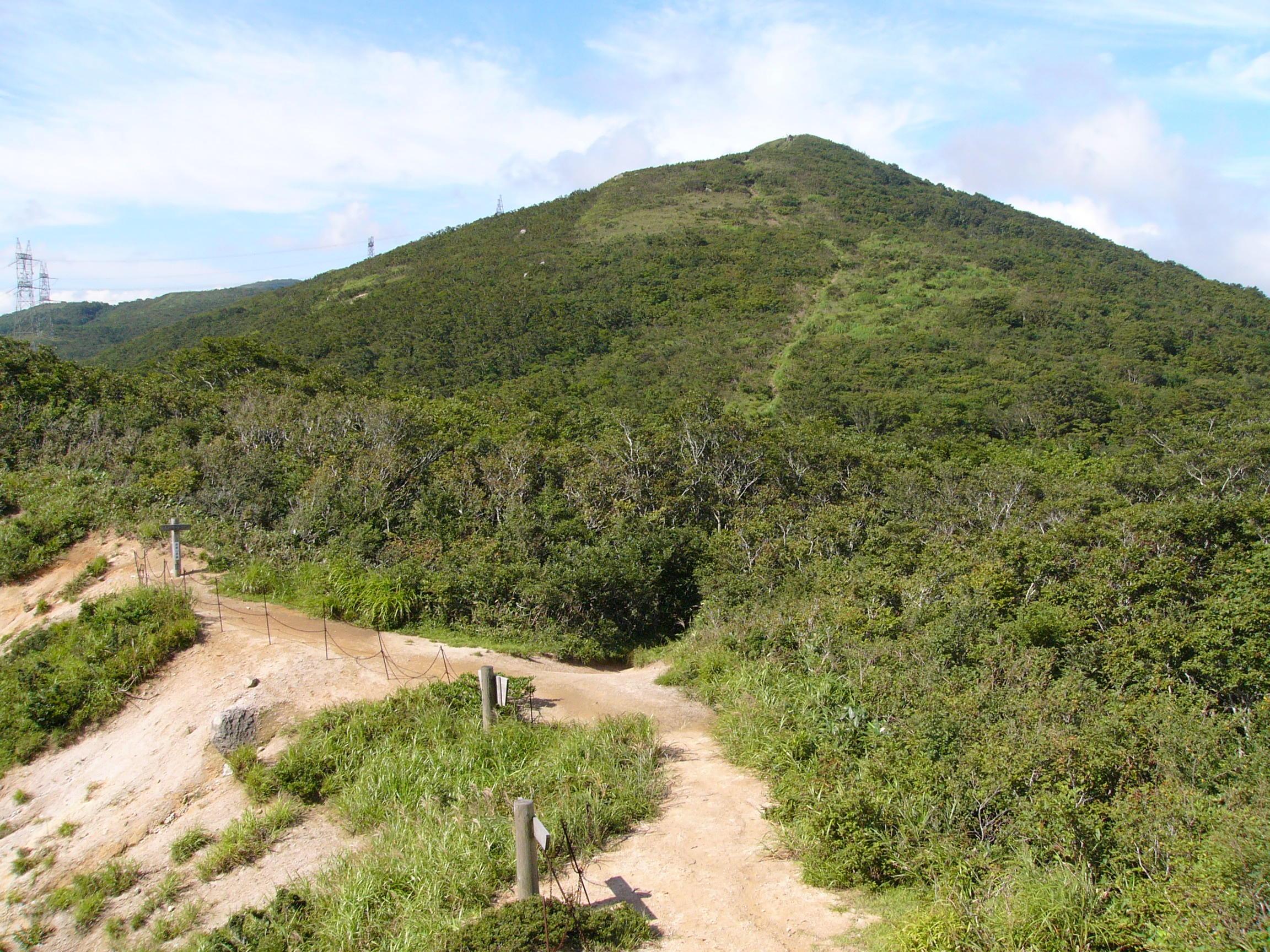 赤坂山(自然遊歩道)