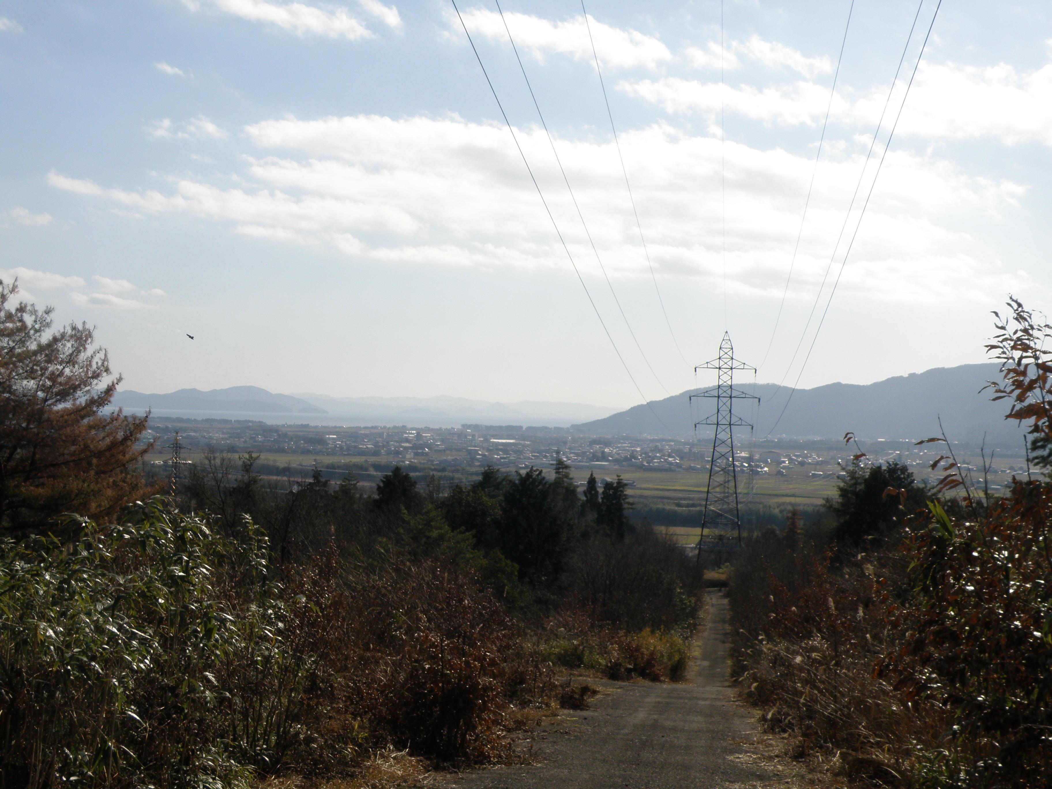 清水山城館跡
