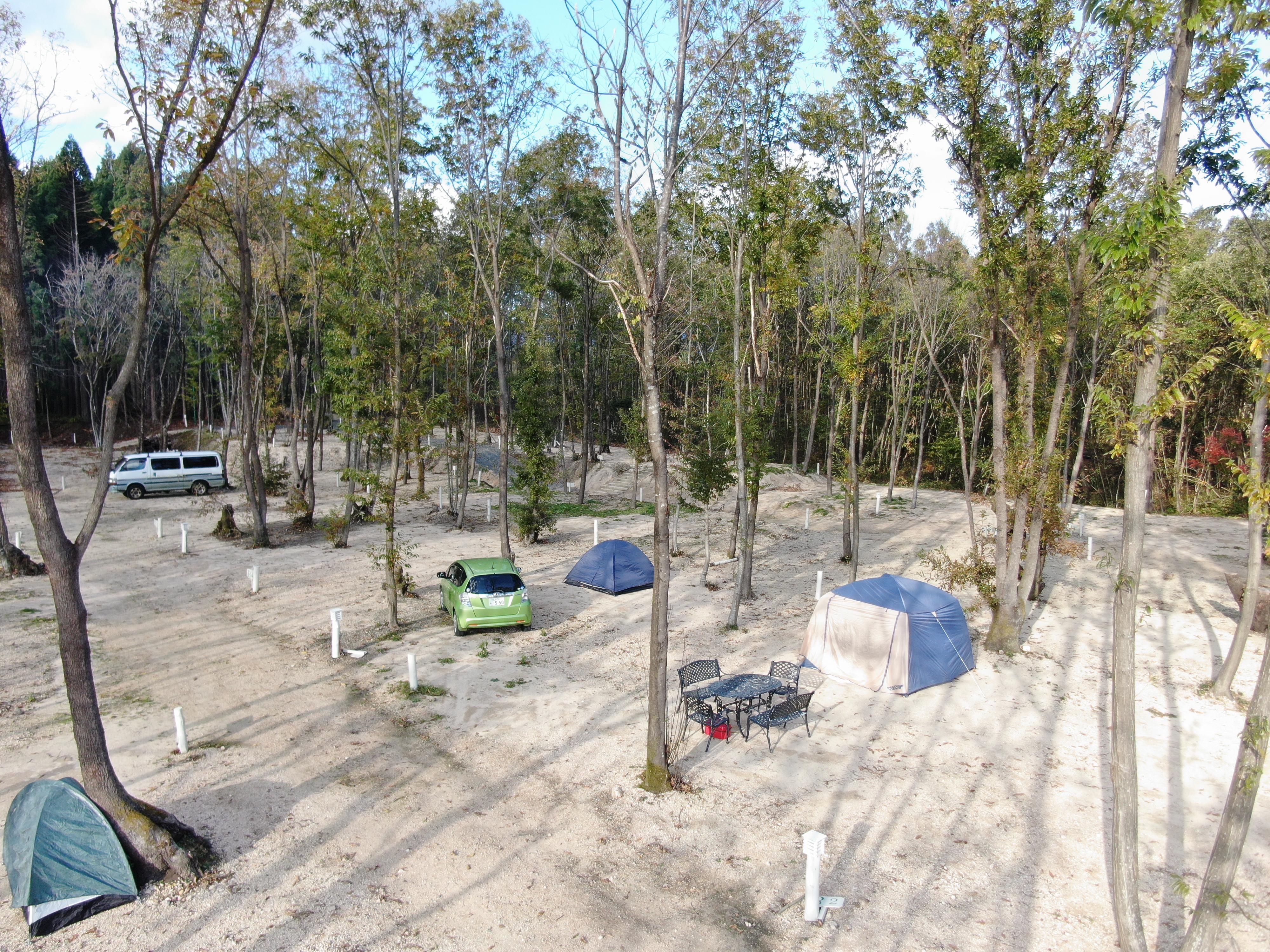 琵琶湖里山オートキャンプ場