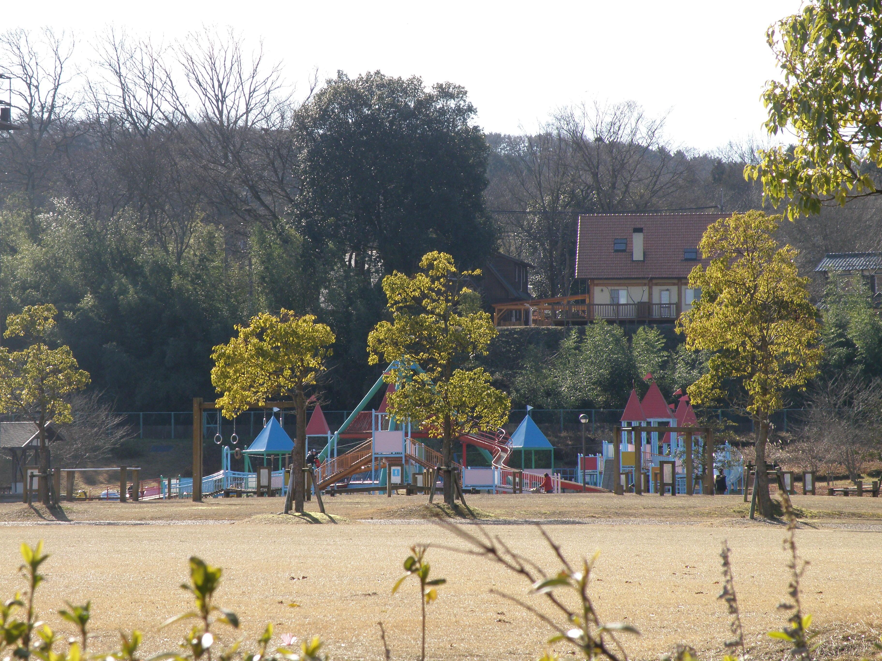 高島市健康の森梅ノ子運動公園
