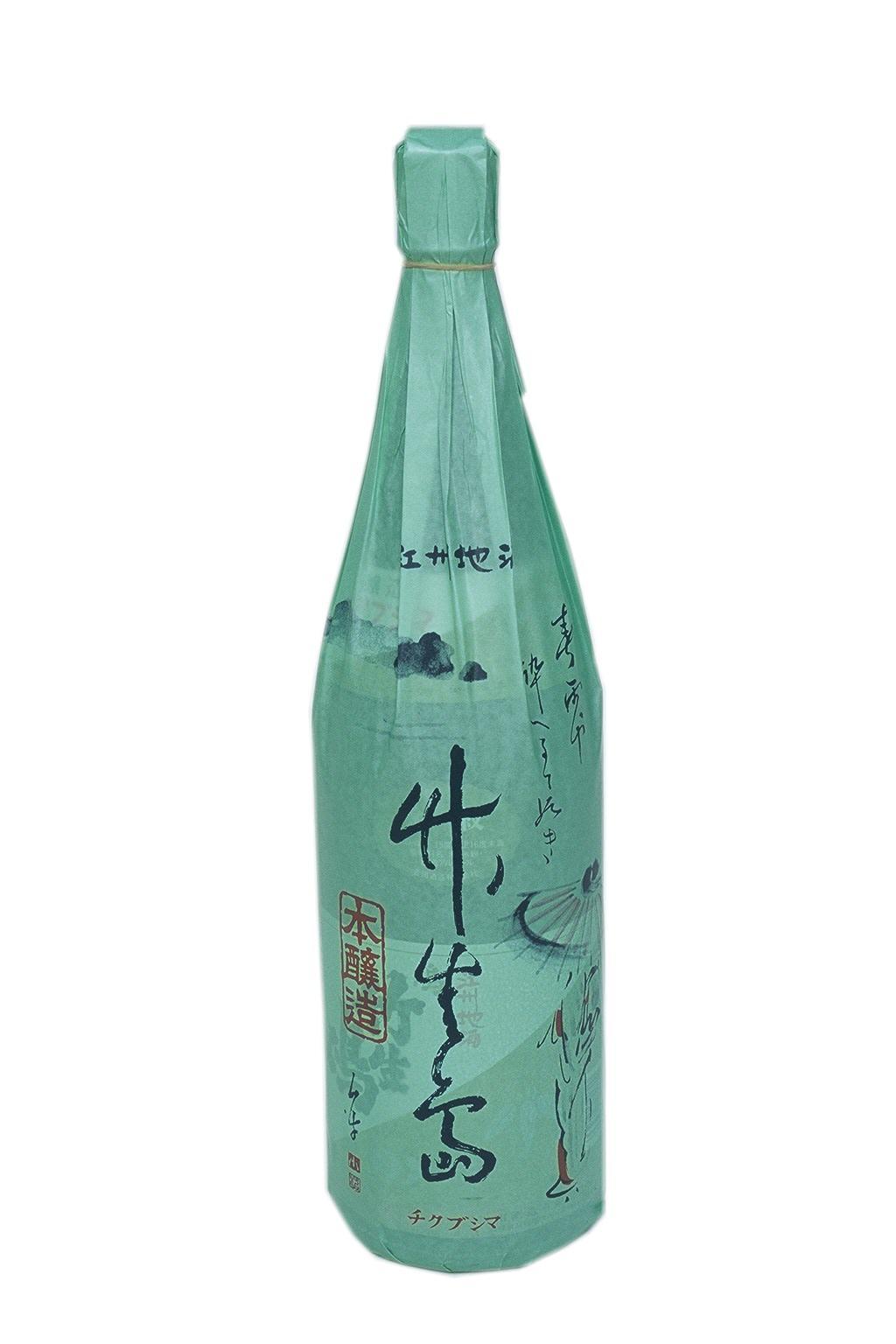 地酒「竹生嶋」醸造元 吉田酒造有限会社