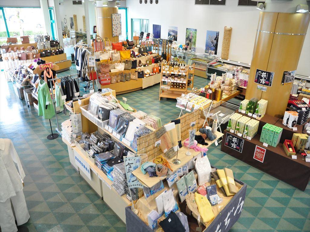 観光物産展示直売所 たかしま・まるごと百貨店