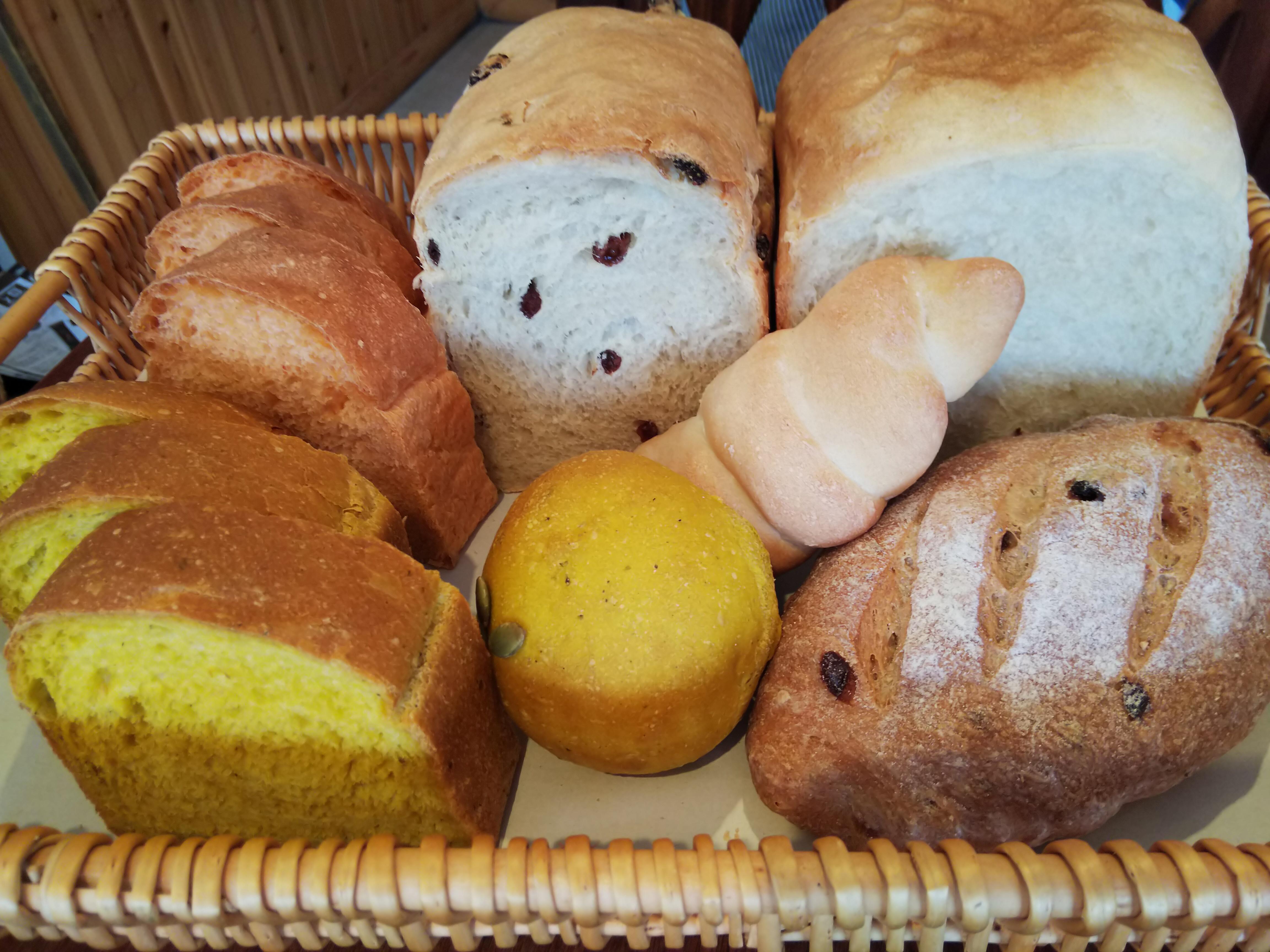 パン&ケーキ・カフェ Famille ふぁみーゆ