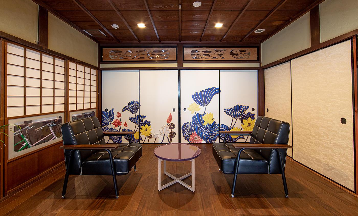 高島陣舎(たかしまじんや)・BLUE