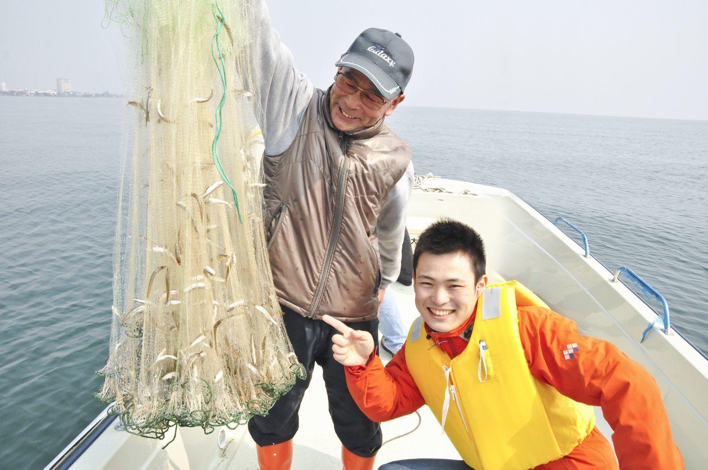 びわ湖漁体験ツアー