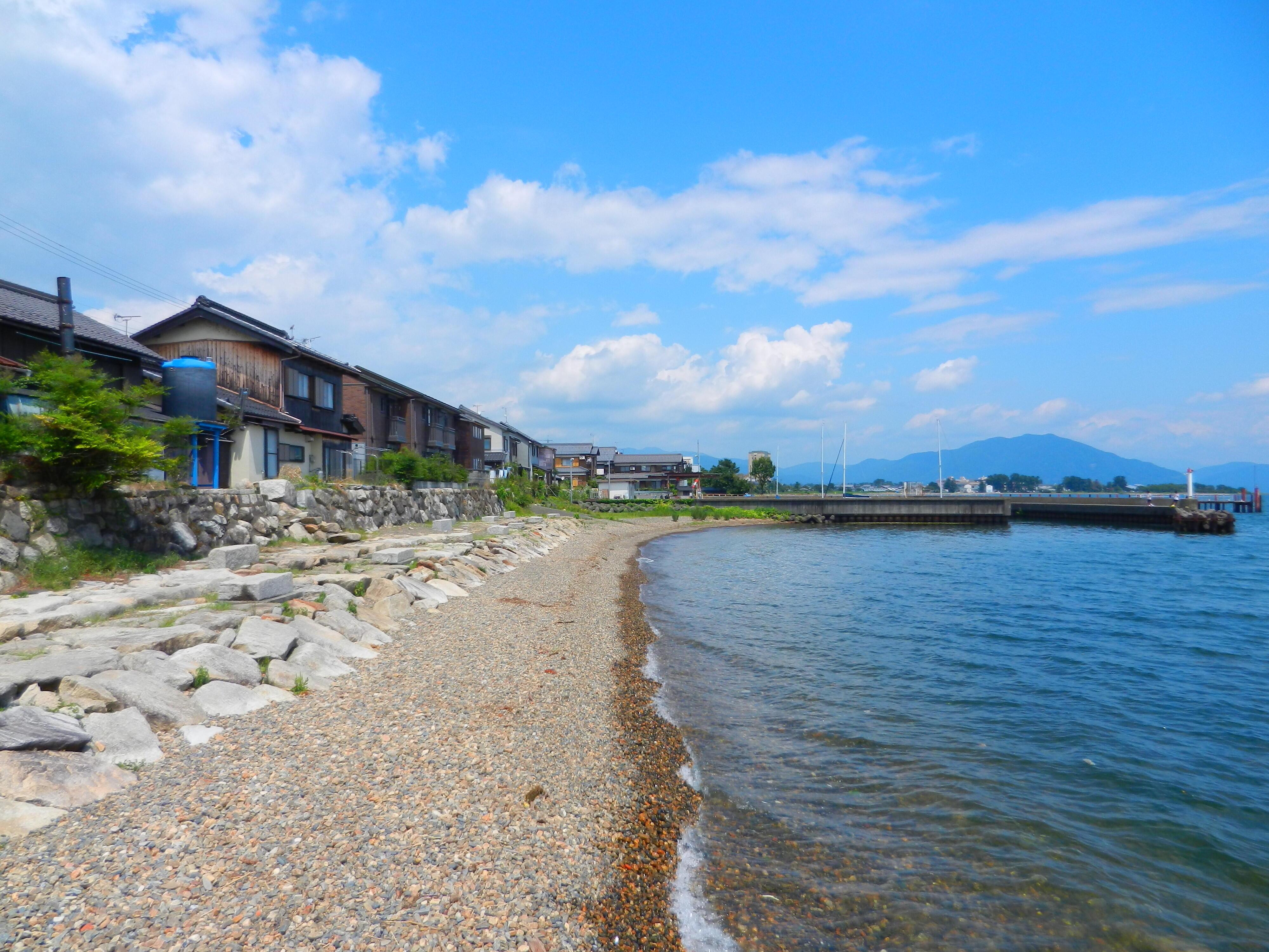 「琵琶湖周航の歌」誕生のまち今津を歩く
