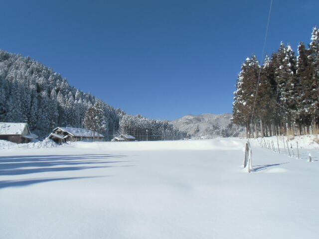 雪とたわむれ隊! PART3