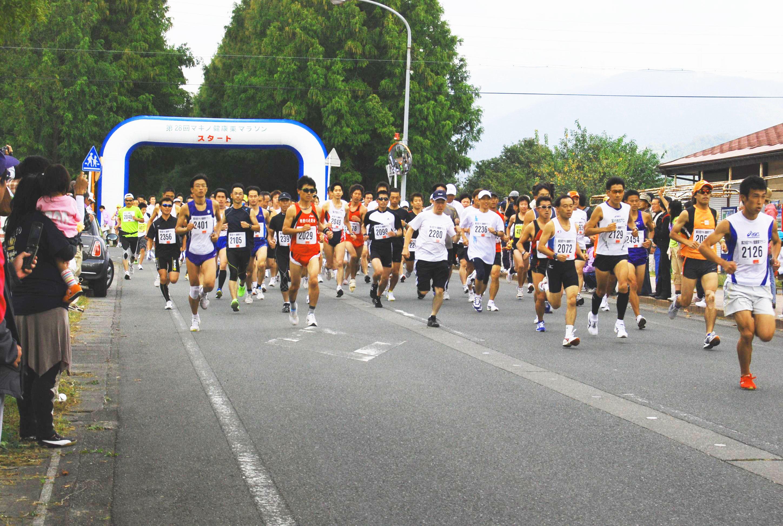 2019びわ湖高島栗マラソン
