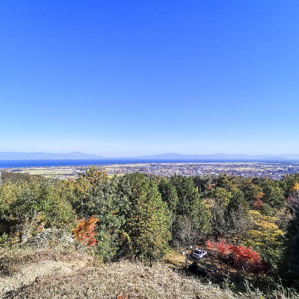 新緑の清水山城跡ハイキング