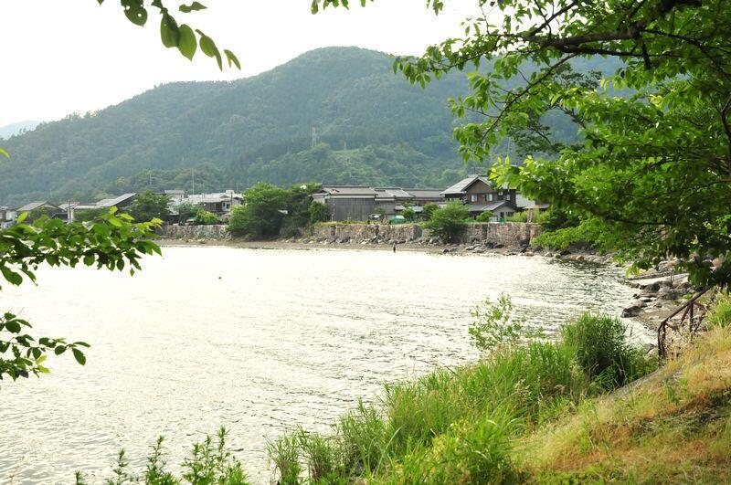 自然・歴史探訪 信長・光秀高島攻略 海津物語
