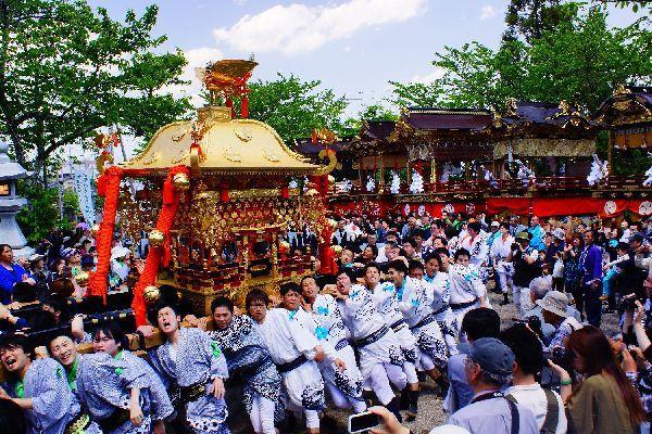 大溝祭 400周年祭